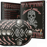 Advance Tattooing 4-Disc DVD