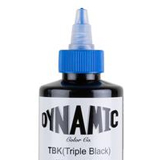 DYNAMIC Color TRIPLE BLACK 8-oz (TBK)